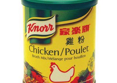 Bouillon de poulet